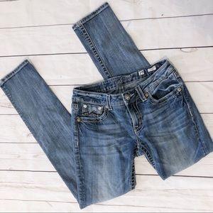 Miss me size 29 skinny jeans